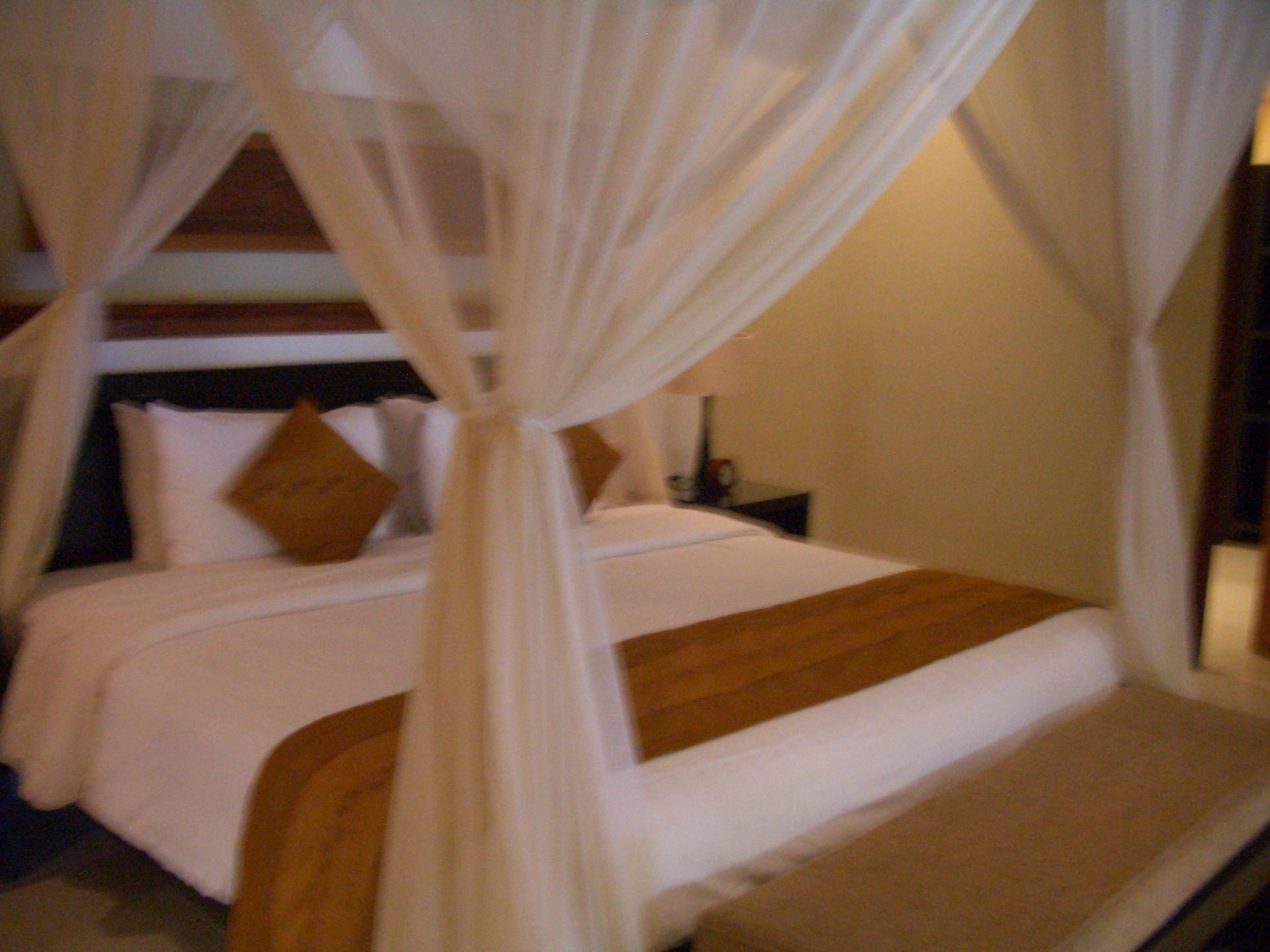 バリ島 クンジャ ベッドルーム