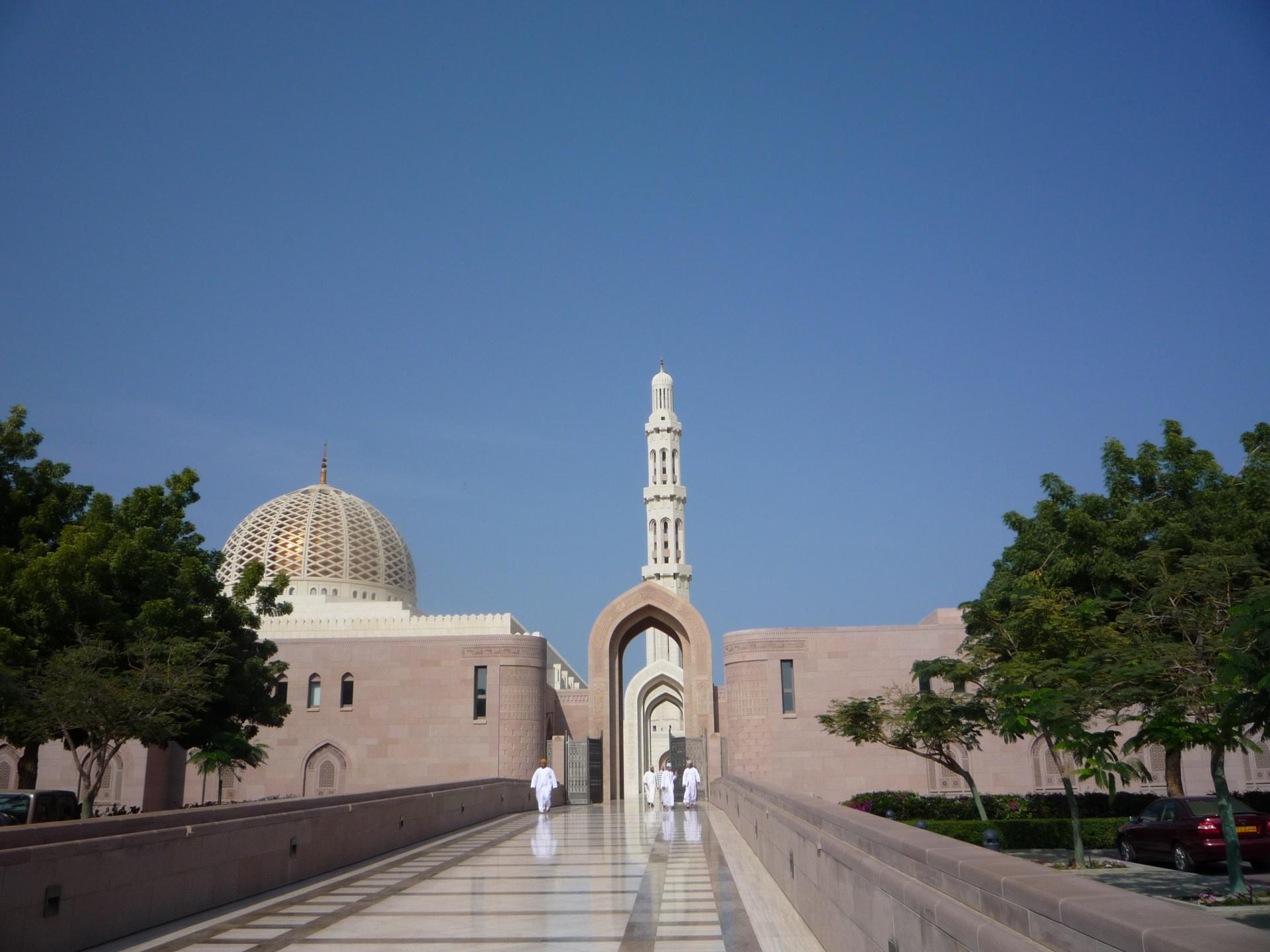 マスカット カーブースグランド・モスク
