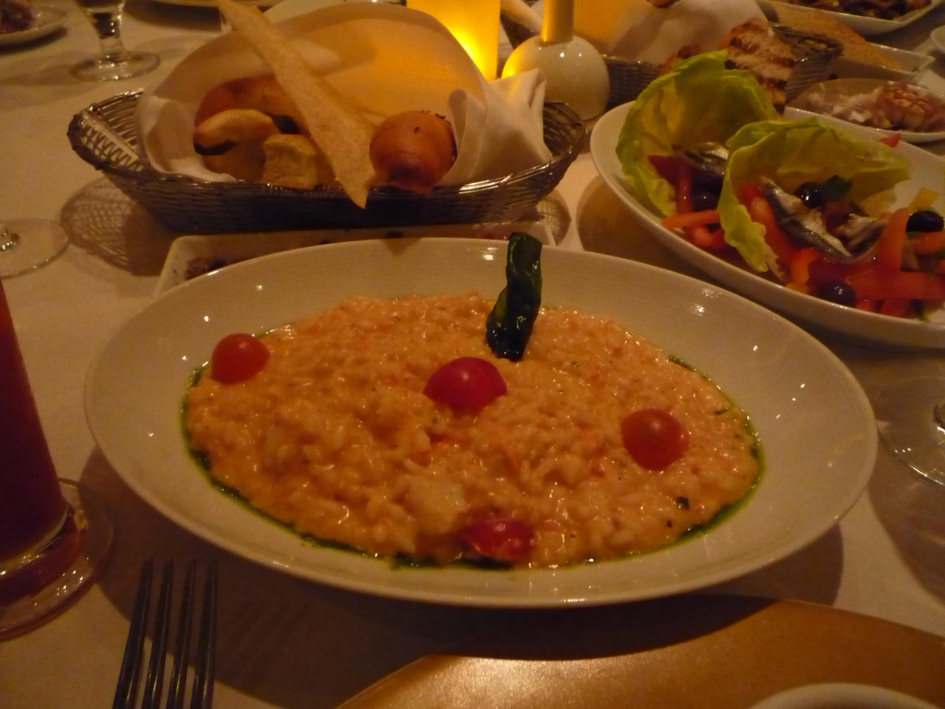 イタリアンレストラン リゾット