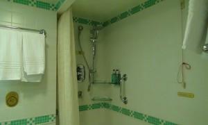 プリンセスクルーズ 客室 バスルーム