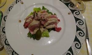 サバティーニ 料理イメージ