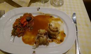サバティーニ ロブスター料理 イメージ