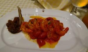 サバティーニ メイン料理 イメージ