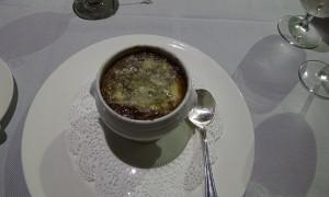 ステーキハウス オニオンスープ