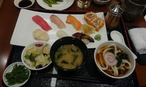 寿司レストラン メニュー