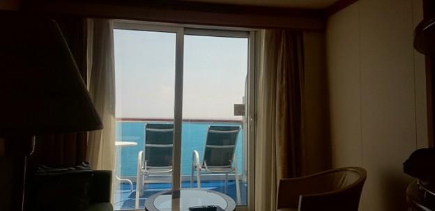 Princess Cruise Mini Suite Cabin
