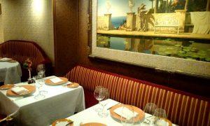 ホーランド アメリカ スペシャル レストラン