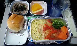 CZ 広州線 機内食