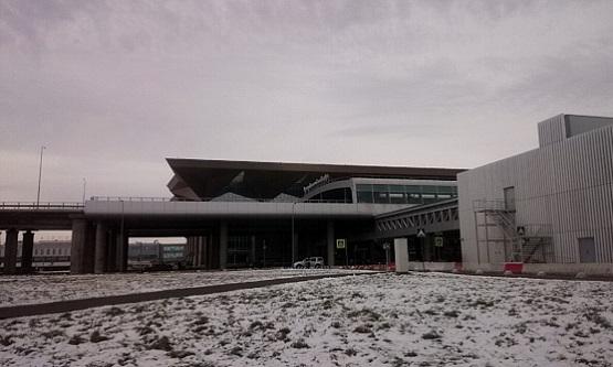 サンクトペテルブルグ空港