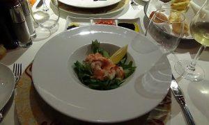 イタリアンレストラン 前菜
