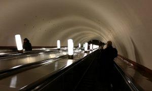 モスクワ 地下鉄
