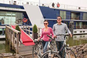 アマウォーターウェイズ レンタル自転車
