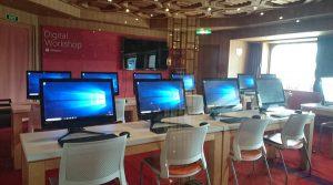 ウエステルダム インターネットカフェ