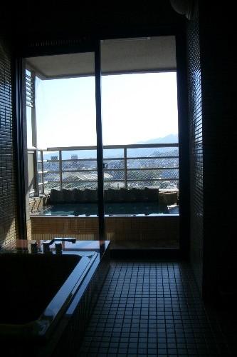 京近江 バスルーム