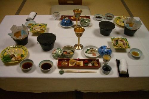 京近江 夕食イメージ