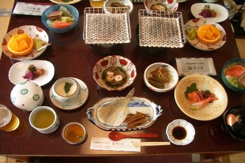 京近江 朝食イメージ