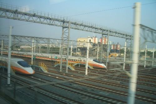 台湾 桃園駅