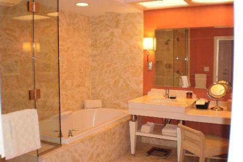 ウィン ラスベガス バスルーム