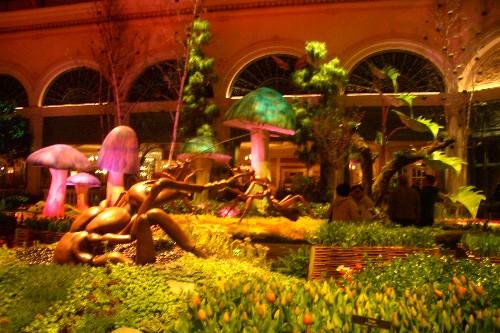 ベラッジオ 植物園