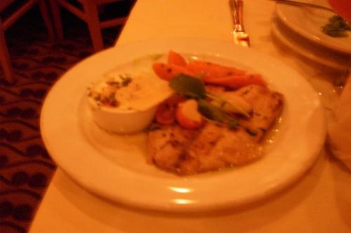 カーニバル・クルーズ 夕食イメージ2