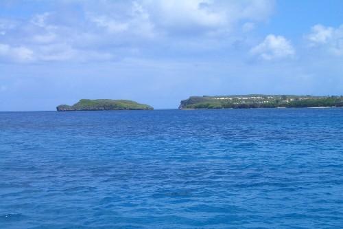 グアム かめ島