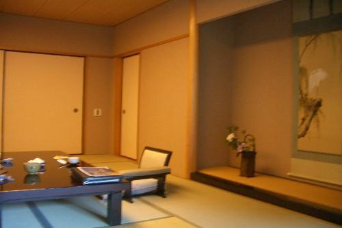 月光園 鴻朧館 和室客室