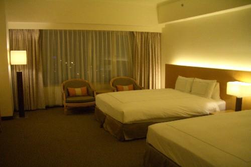 パークビューホテル 客室1