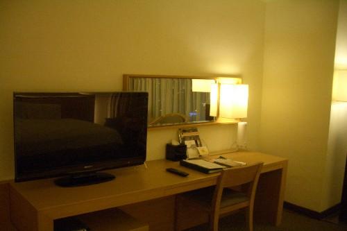 パークビューホテル 客室2