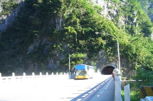 太魯閣渓谷 入口