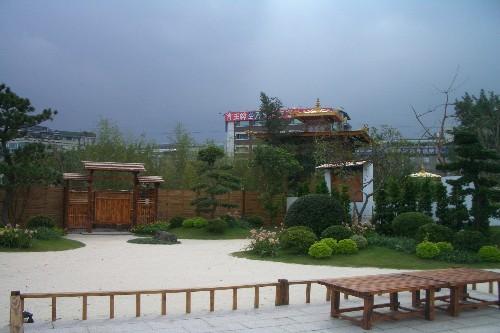 世界庭園エリア 日本
