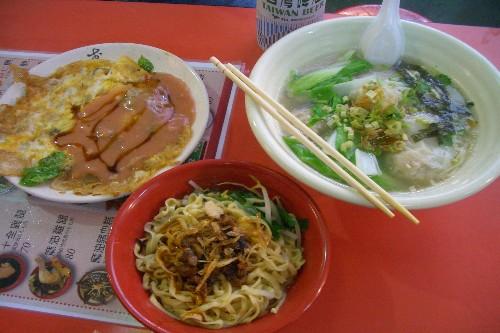 台北 美食街