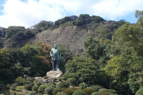 鹿児島市 西郷像
