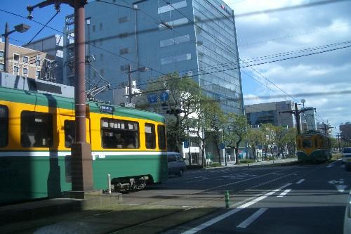 鹿児島市 路面電車