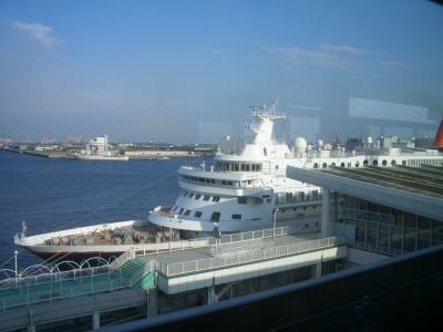 にっぽん丸 神戸港