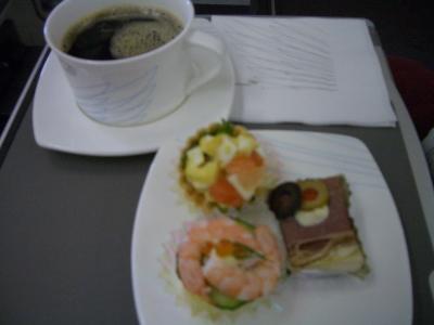 ガルーダインドネシア航空 Cクラス