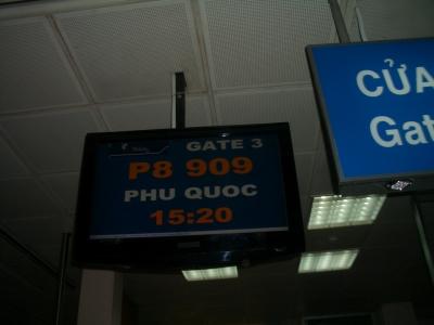 サイゴン空港 国内線