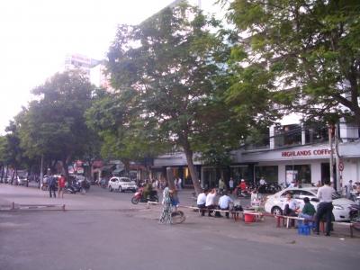 サイゴン ベンタン市場
