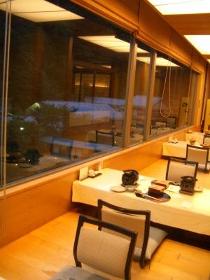鴻朧館 レストラン