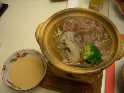 神戸牛 鍋物
