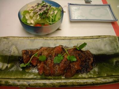 神戸ビーフ ステーキ