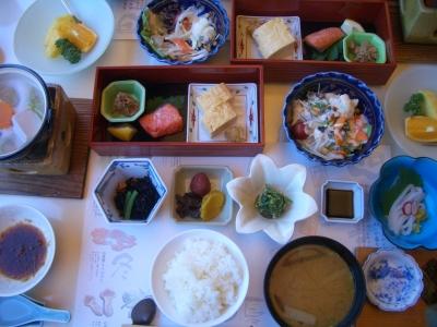鴻朧館 朝食イメージ