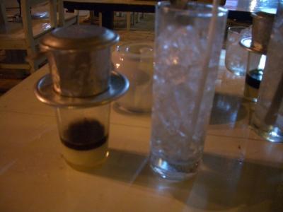 ベトナム式 アイスコーヒー