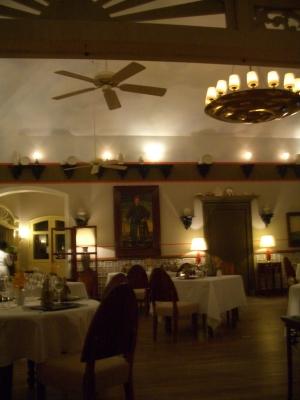ラ・ベランダ レストラン