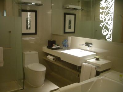 バンコク フォーポイント バスルーム
