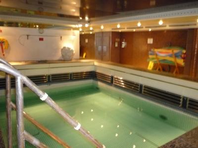 サガルビー 室内プール