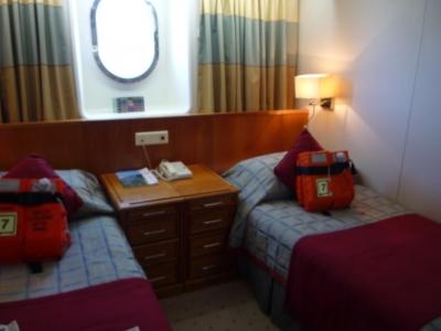 サガルビー 海側客室