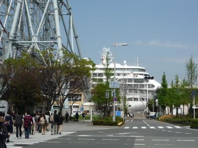 大阪港 天保山