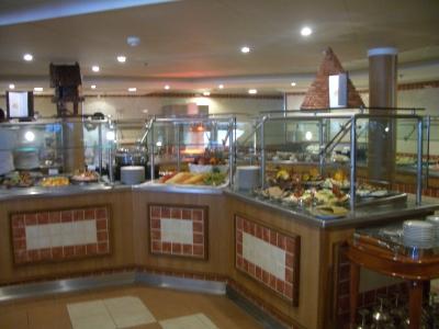 シルバーシャドー ビュッフェレストラン