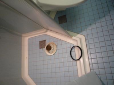 プライドオブアメリカ バスルーム