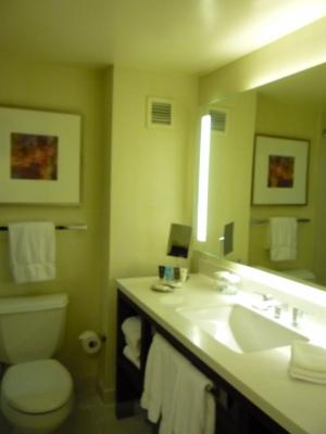 クラウンプラザ バスルーム